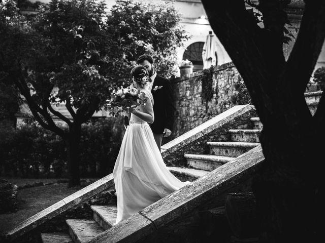 Il matrimonio di Bengiamin e Raquel a Colle di Val d'Elsa, Siena 32
