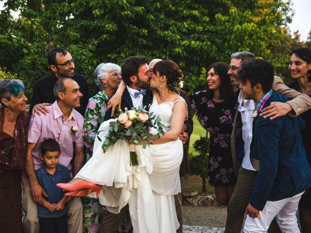 Il matrimonio di Bengiamin e Raquel a Colle di Val d'Elsa, Siena 34