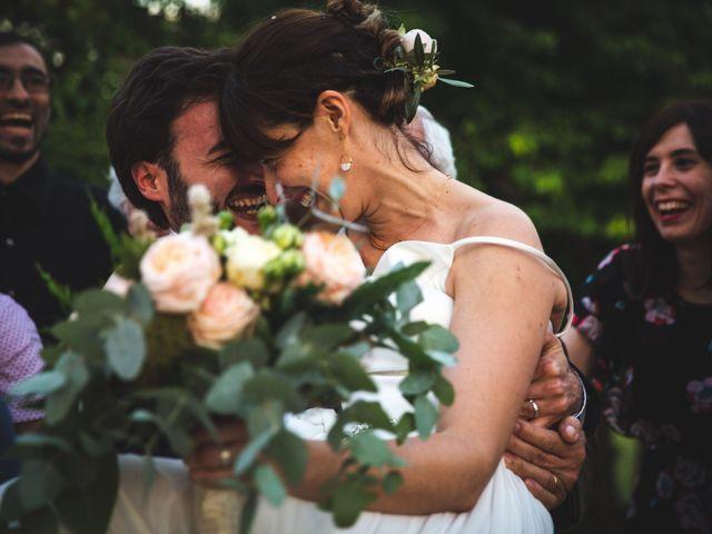 Il matrimonio di Bengiamin e Raquel a Colle di Val d'Elsa, Siena 35