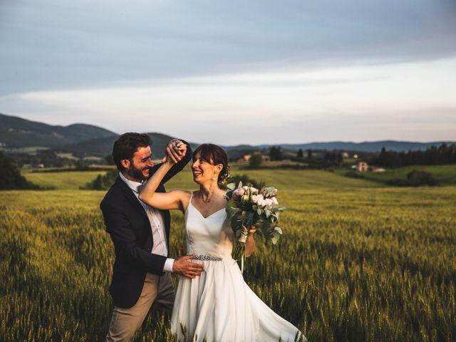 Il matrimonio di Bengiamin e Raquel a Colle di Val d'Elsa, Siena 38
