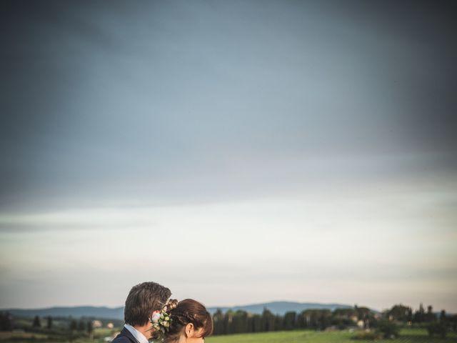 Il matrimonio di Bengiamin e Raquel a Colle di Val d'Elsa, Siena 39