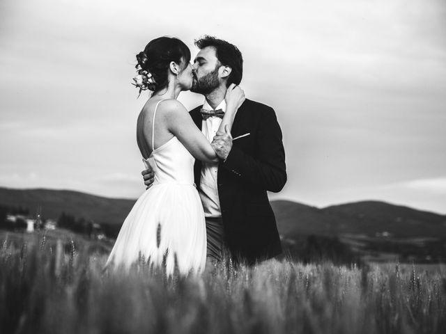 Il matrimonio di Bengiamin e Raquel a Colle di Val d'Elsa, Siena 43