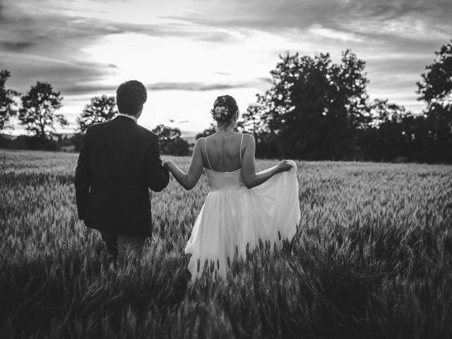Il matrimonio di Bengiamin e Raquel a Colle di Val d'Elsa, Siena 44