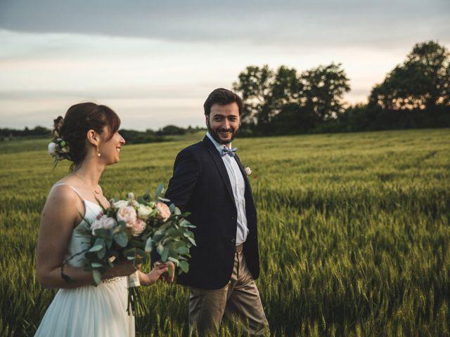 Il matrimonio di Bengiamin e Raquel a Colle di Val d'Elsa, Siena 46