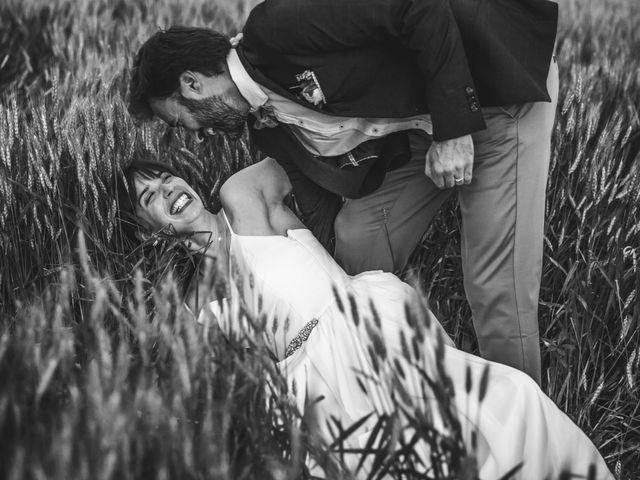 Il matrimonio di Bengiamin e Raquel a Colle di Val d'Elsa, Siena 47