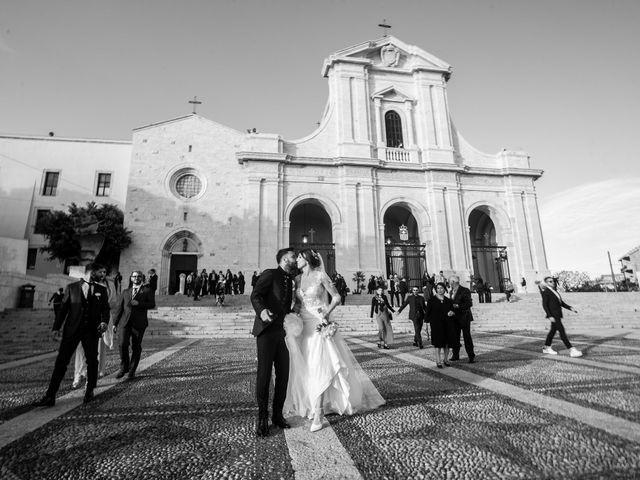 Il matrimonio di Antonello e Silvia  a Cagliari, Cagliari 27