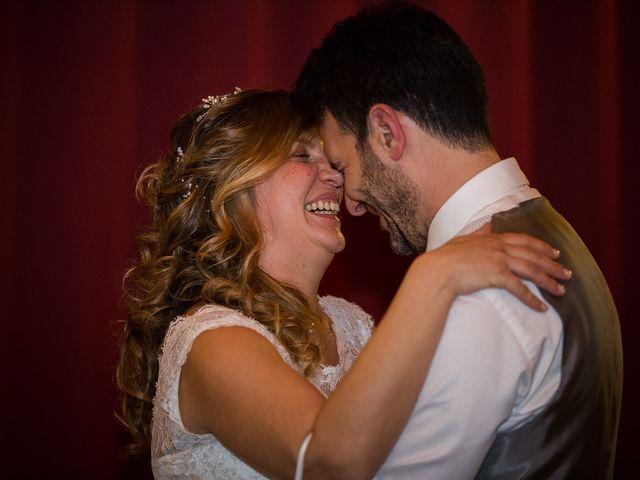 Il matrimonio di Gianni e Nicoletta a Cernusco sul Naviglio, Milano 1