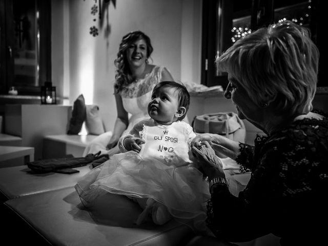 Il matrimonio di Gianni e Nicoletta a Cernusco sul Naviglio, Milano 61