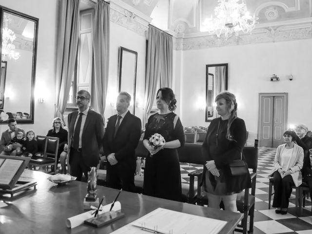 Il matrimonio di Mario e Livia a Torino, Torino 1