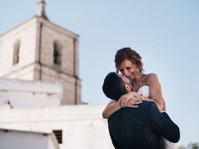 Le nozze di Cecilia e Gianluca