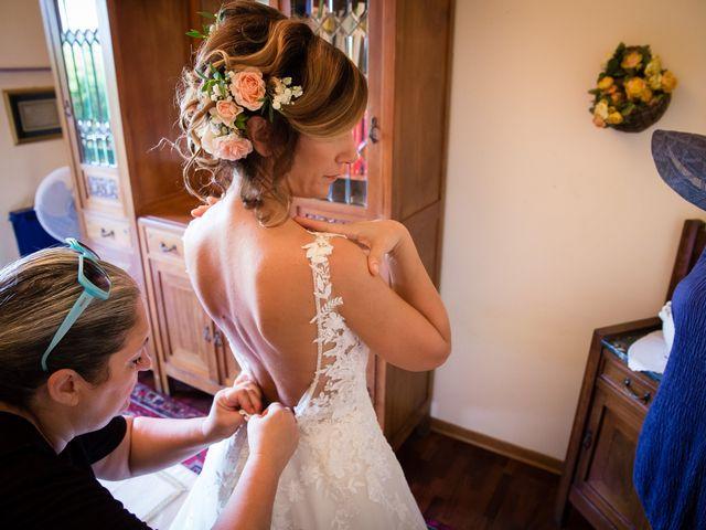 Il matrimonio di Massimo e Valentina a Montepescali , Grosseto 4
