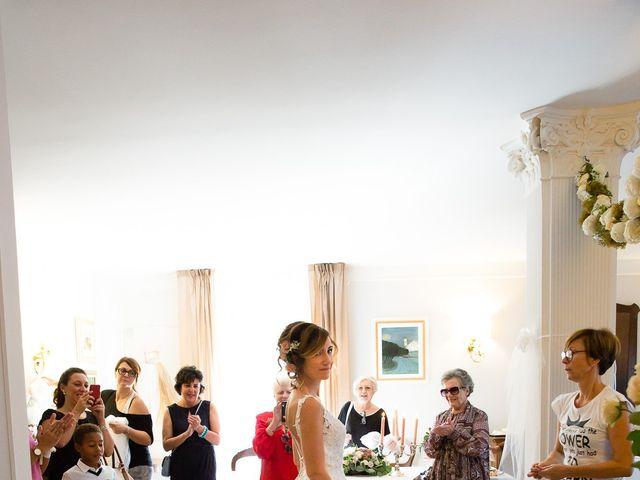 Il matrimonio di Massimo e Valentina a Montepescali , Grosseto 5