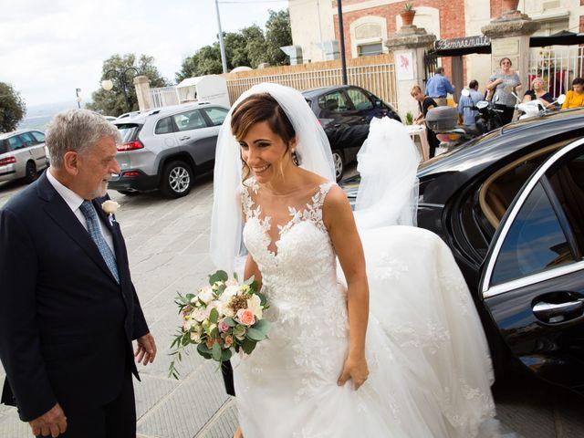 Il matrimonio di Massimo e Valentina a Montepescali , Grosseto 7