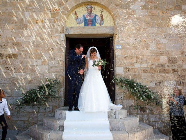 Il matrimonio di Massimo e Valentina a Montepescali , Grosseto 11