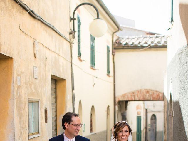 Il matrimonio di Massimo e Valentina a Montepescali , Grosseto 13