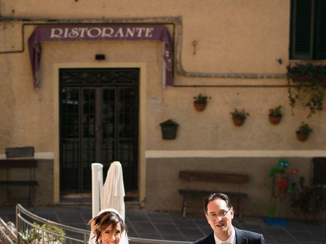 Il matrimonio di Massimo e Valentina a Montepescali , Grosseto 14