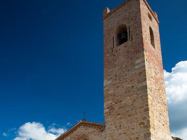 Il matrimonio di Massimo e Valentina a Montepescali , Grosseto 15