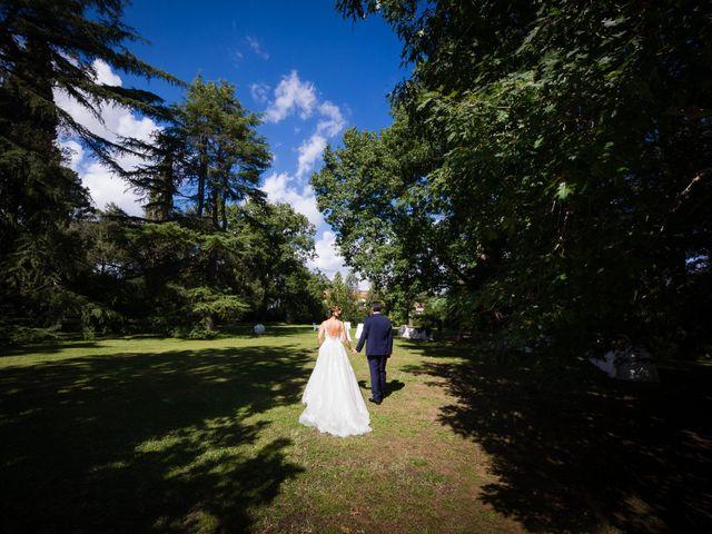 Il matrimonio di Massimo e Valentina a Montepescali , Grosseto 18