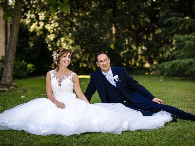 Il matrimonio di Massimo e Valentina a Montepescali , Grosseto 2
