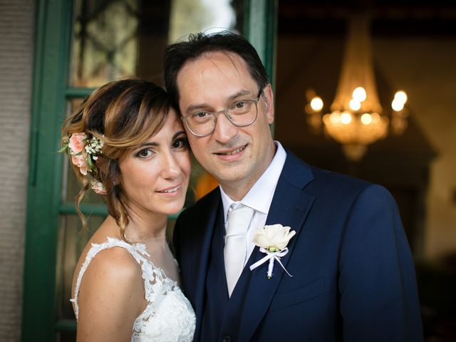 Il matrimonio di Massimo e Valentina a Montepescali , Grosseto 21