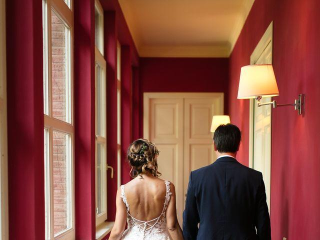 Il matrimonio di Massimo e Valentina a Montepescali , Grosseto 23