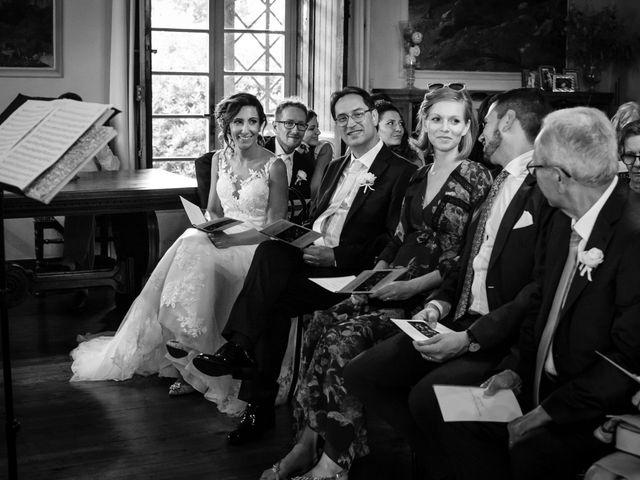 Il matrimonio di Massimo e Valentina a Montepescali , Grosseto 25