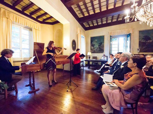 Il matrimonio di Massimo e Valentina a Montepescali , Grosseto 26