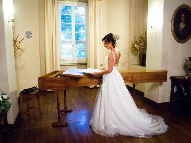Il matrimonio di Massimo e Valentina a Montepescali , Grosseto 27