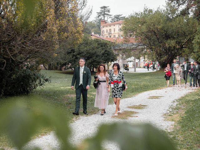 Il matrimonio di Ivan e Valeria a Favria, Torino 16