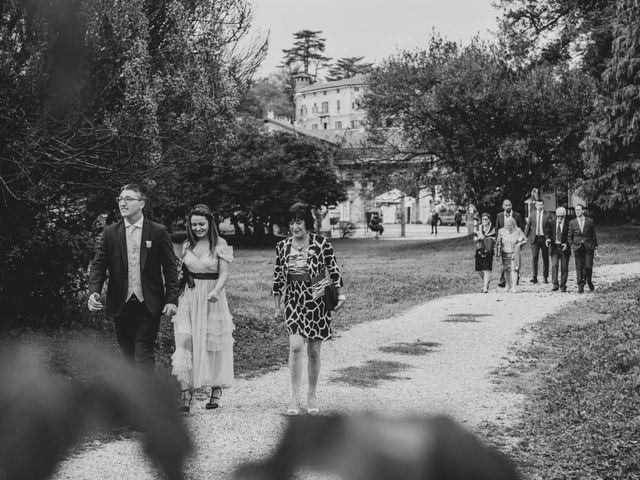Il matrimonio di Ivan e Valeria a Favria, Torino 17