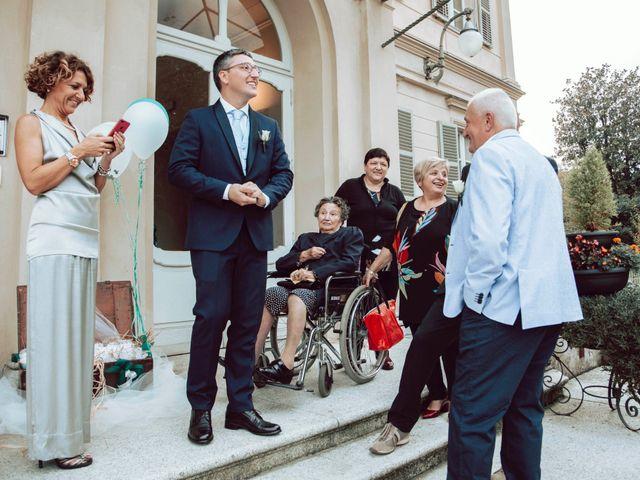 Il matrimonio di Ivan e Valeria a Favria, Torino 18