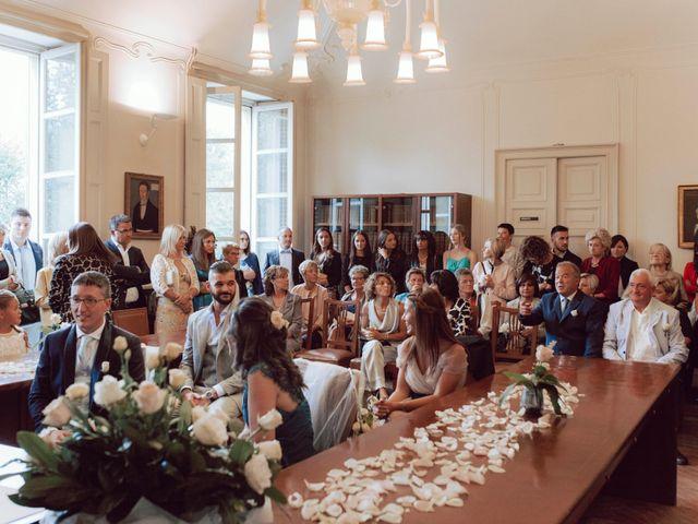 Il matrimonio di Ivan e Valeria a Favria, Torino 25