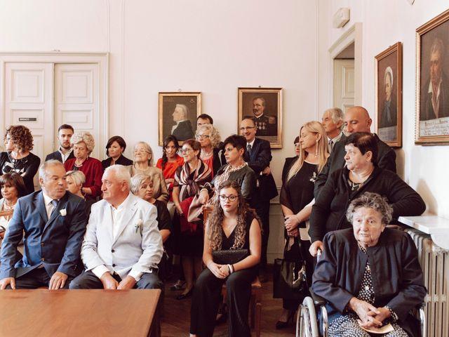 Il matrimonio di Ivan e Valeria a Favria, Torino 27