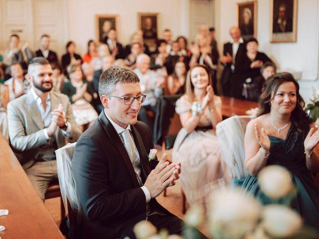 Il matrimonio di Ivan e Valeria a Favria, Torino 31