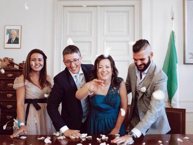 Il matrimonio di Ivan e Valeria a Favria, Torino 32