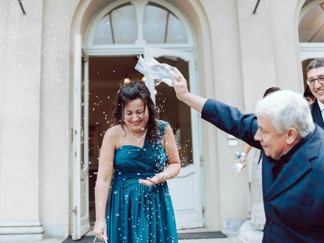Il matrimonio di Ivan e Valeria a Favria, Torino 34