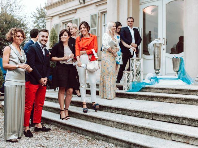 Il matrimonio di Ivan e Valeria a Favria, Torino 35