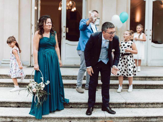 Il matrimonio di Ivan e Valeria a Favria, Torino 37