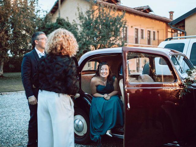 Il matrimonio di Ivan e Valeria a Favria, Torino 42