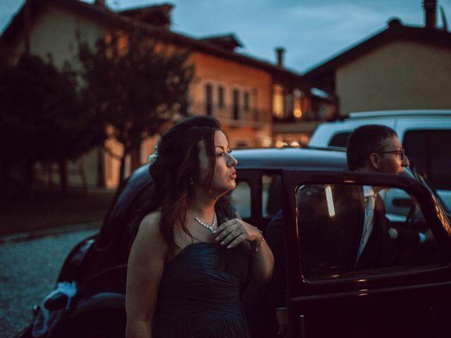 Il matrimonio di Ivan e Valeria a Favria, Torino 43