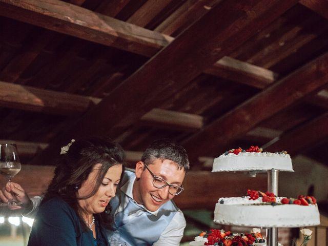 Il matrimonio di Ivan e Valeria a Favria, Torino 61