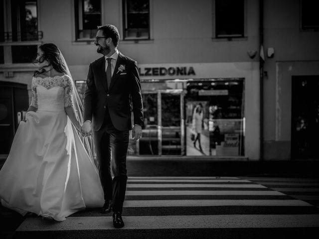 Le nozze di Silvia e Tobia