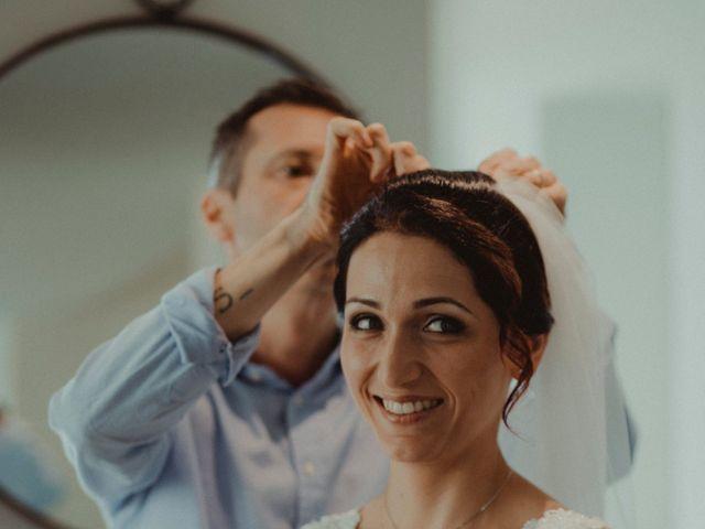 Il matrimonio di Mirko e Laura a Cortona, Arezzo 20