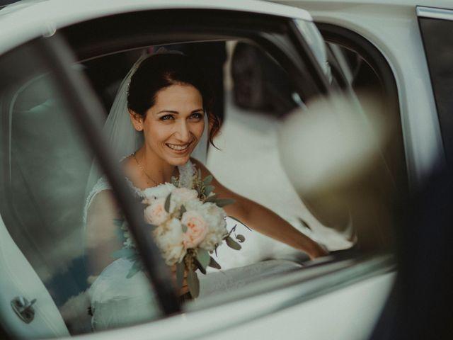 Il matrimonio di Mirko e Laura a Cortona, Arezzo 23