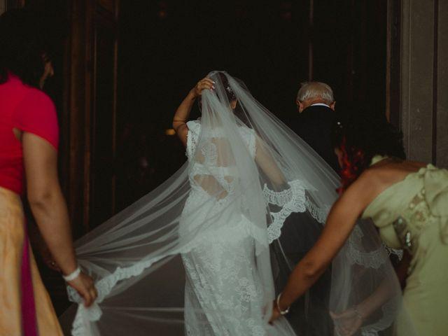 Il matrimonio di Mirko e Laura a Cortona, Arezzo 27
