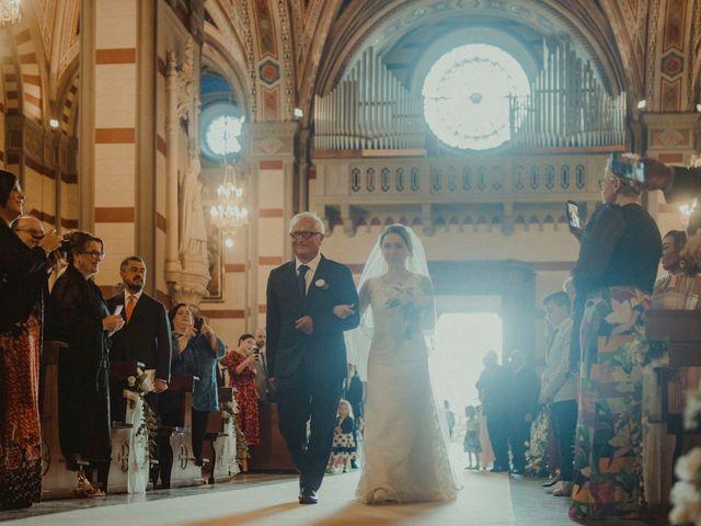 Il matrimonio di Mirko e Laura a Cortona, Arezzo 29