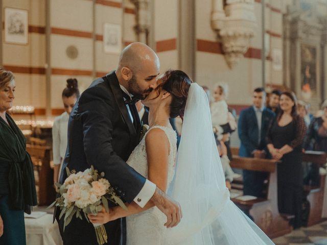 Il matrimonio di Mirko e Laura a Cortona, Arezzo 31