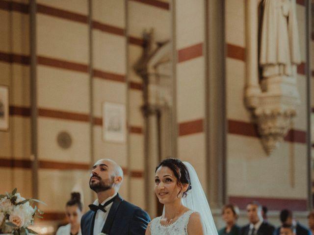 Il matrimonio di Mirko e Laura a Cortona, Arezzo 33