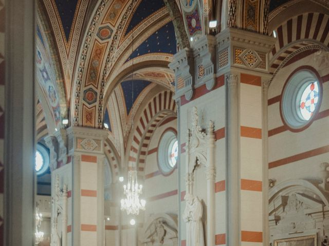 Il matrimonio di Mirko e Laura a Cortona, Arezzo 35