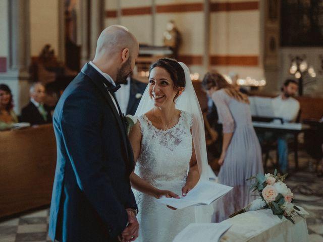 Il matrimonio di Mirko e Laura a Cortona, Arezzo 36